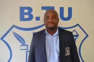 Vice President Secondary Cde Otsile Gondo