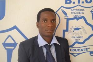 Cde Botshelo Zweli Tupane - Coordinating Secretary for Publicity & Information