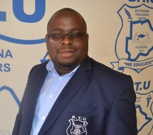 Vice President Primary Cde Bakang Bagwasi